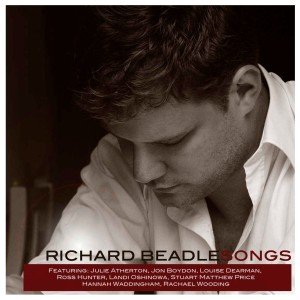 Richard Beadle - Songs - CD cover